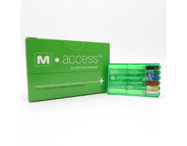 Lima Hedstroem M-Access - Dentsply - variedades