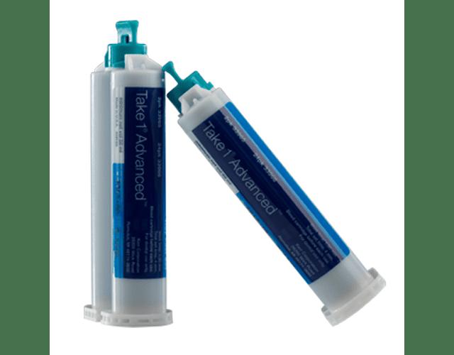 Silicona Adición Take 1 Advanced Regular Body Wash Regular Set 2x50ml - Kerr