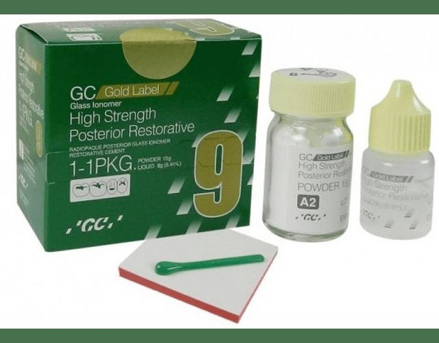 Goldlabel 9 - GC
