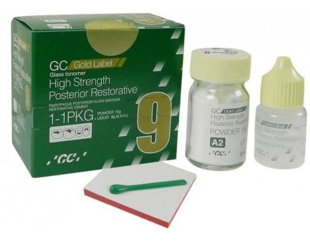 Goldlabel 9, Tono A3 - GC