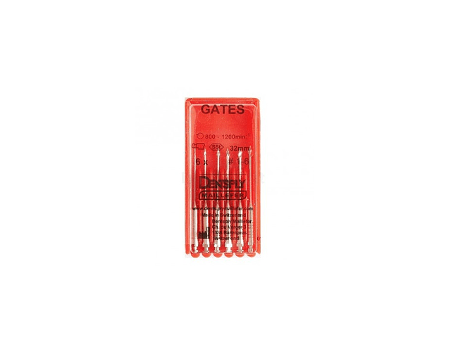 Fresa Gates Maillefer 32MM - distintas variedades