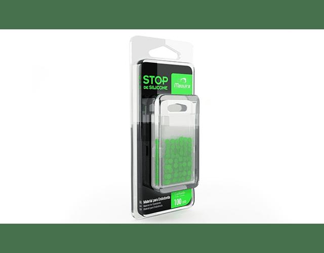 Topes de Silicona - Caja 100 Unidades