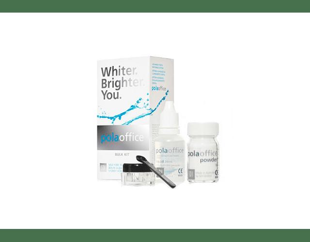 Pola Office 35% Bulk Azul Kit 5 pacientes (Blanqueamiento Dental)