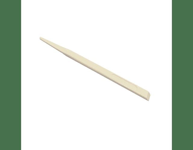 Espátula plástica para vidrio ionómero