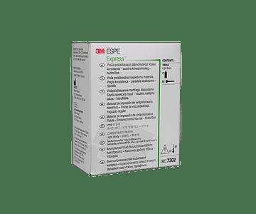 Silicona por Adición Express Liviana Regular (verde) 3M ESPE