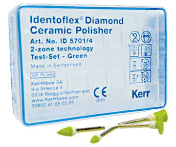 Identoflex Pulidores de Cerámica