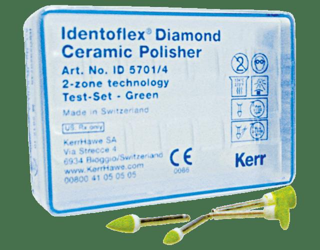 Identoflex Pulidores de Cerámica - Kerr