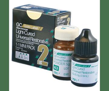 Gold Label 2 LC, Tono A3, GC