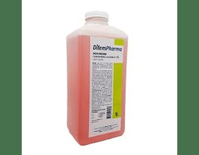 DICHLOREXAN JABON CLORHEXIDINA GLUCONATO 2% - 1 Litro