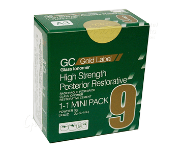 Goldlabel 9, Tono A3, mini pack - GC