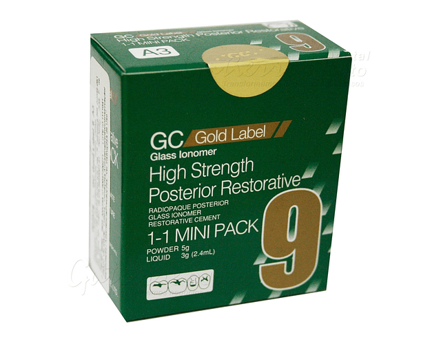 Goldlabel 9, Tono A3, mini pack - GC