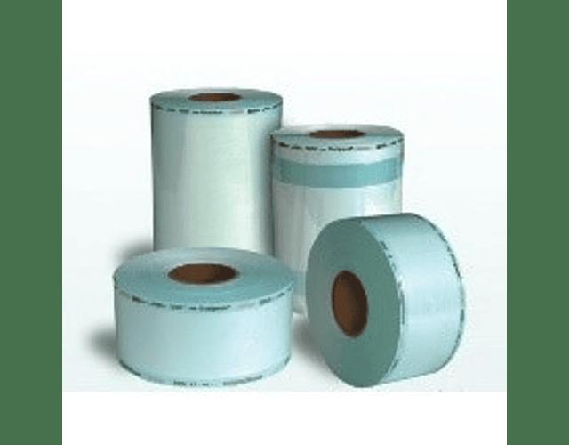 Manga papel bilaminado x 100 mts