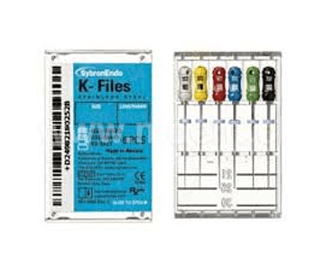 Limas K 25mm - Variedades - Caja 6 Unidades