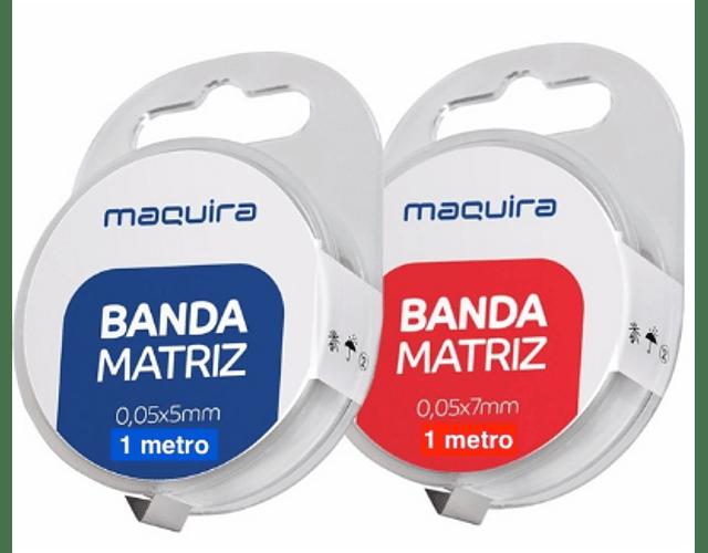 Banda Matriz 0,05 molar y premolar - Maquira