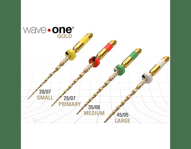 Lima WaveOne gold 25 MM  Maillefer