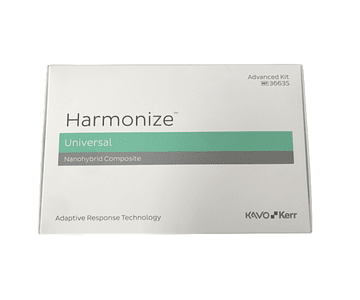 Kit Composite Harmonize 8 x 4 grs - Kerr
