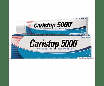 Pasta Dental Caristop 5000 Con Fluor 51 gr