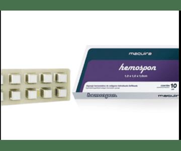 Gelita Hemostop - 10 unidades Maquira