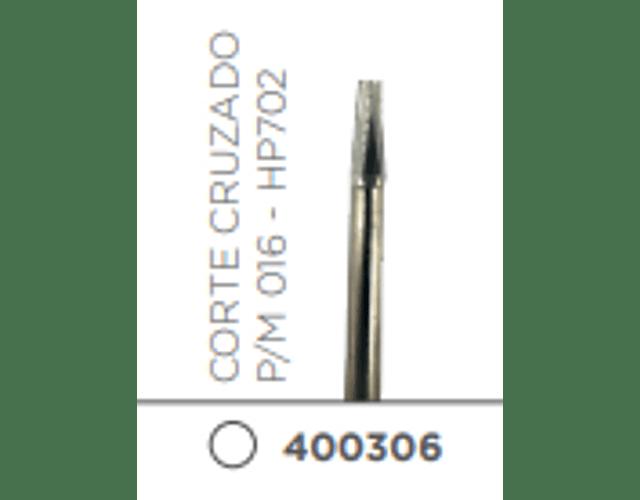 Fresa Carbide Pieza de Mano Conica o Tronco Conica P/M 016 - HP702- Kerr