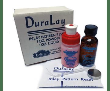 Acrilico Duralay inlay pattern resin 2 onzas color 65