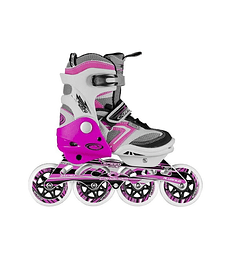 PATIN SPEED BOLT - FUCSIA