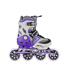 PATIN SPEED BOLT - MORADO