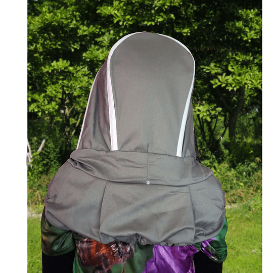 Maschera con giromanica per bambino