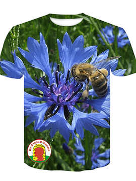 Mostra il tuo amore per le apii ! T-shirt mega funzionali.