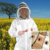 Beekeeper mesh jumpsuit with hood