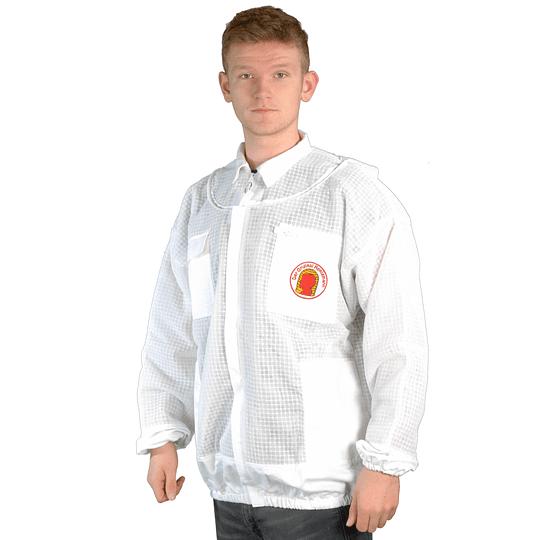 Beekeeper jacket with hood