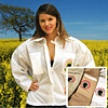 Beekeeper jacket with hood