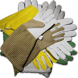 Beekeeper mesh gloves