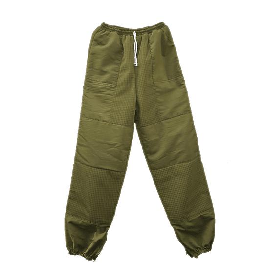 Bee green beekeeping pants