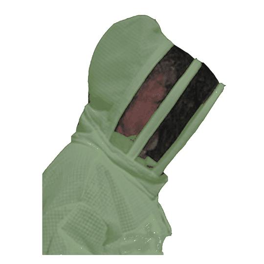 Standing hood