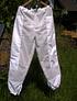 Imker-Hose, untersetzte Größen (nur in weiß)
