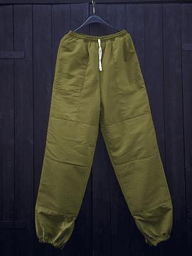 "Pantaloni da apicoltore ""verde ape"""