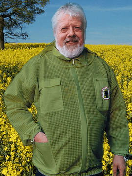 Beekeepers jacket with hood