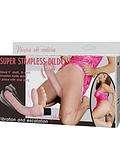 Super Strapless Dildo Vibrador