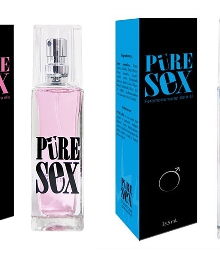 PURE SEX FEROMONAS