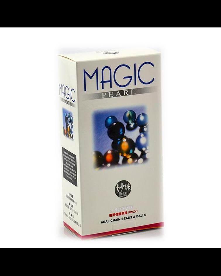 MAGIC PEARL BOLITAS ANALES DE ACERO