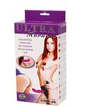 Ultra Harness Dildo con Vibración