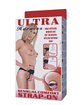ULTRA HARNESS DILDO INFLABLE