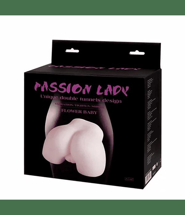 Passion Lady Masturbador Ano y Vagina