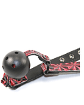 BALL GAG LUXURY FETISH