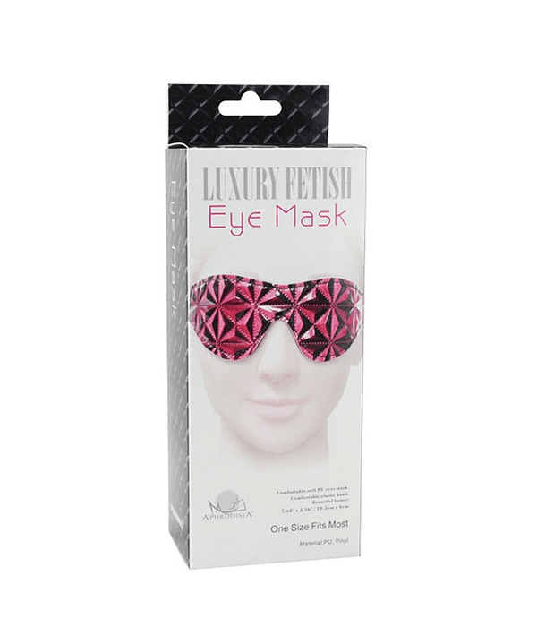 EYE MASK LUXURY FETISH