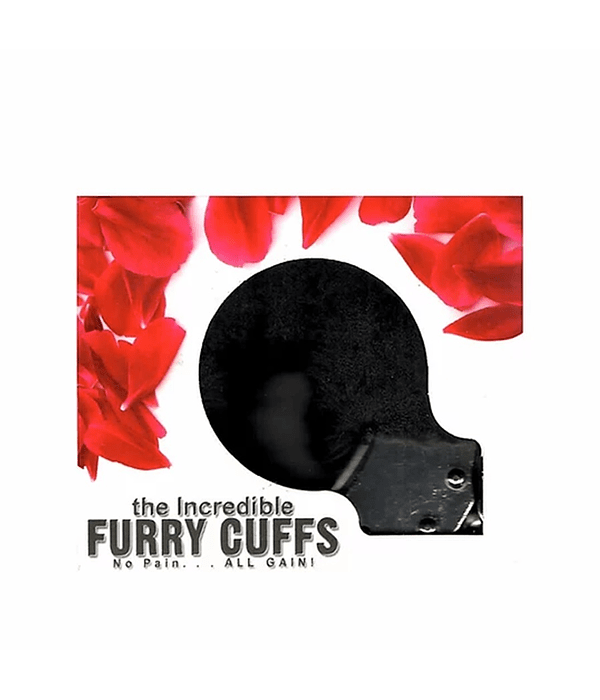 ESPOSAS FURRY CUFFS AFELPADAS