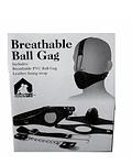 Kit Ball Gag Respirable
