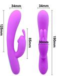 Hobart Vibrador Dual Flexible
