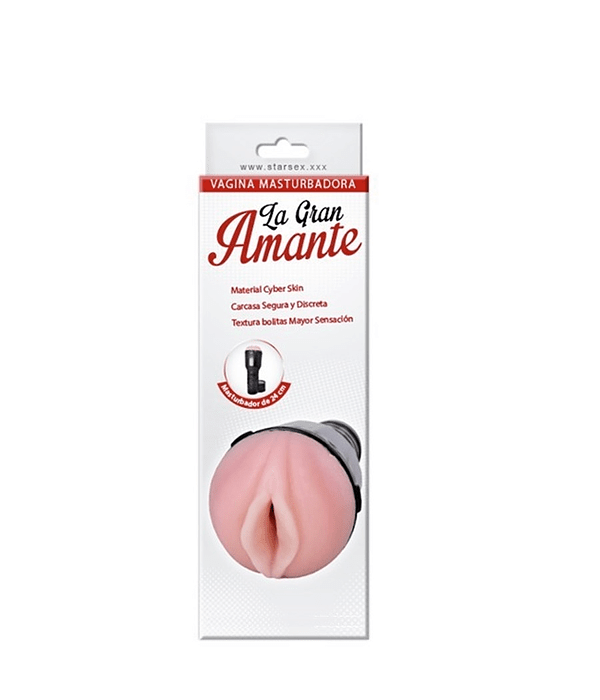 La Gran Amante Masturbador