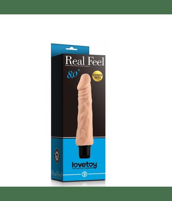 Real Feel N°9 Vibrador Realista